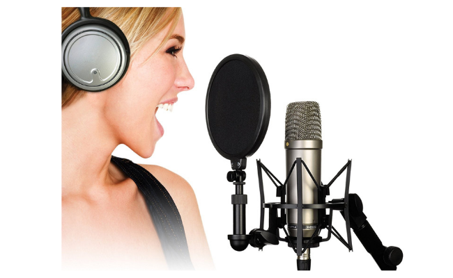 microphones for YouTube