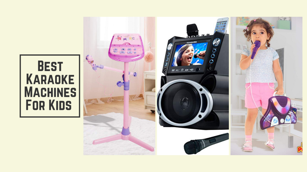Best Karaoke Machines For Kids